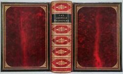 1885 The Leopold Shakespeare Fine Leather Binding Illustrated