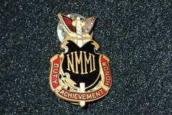Vietnam War New Mexico Military Institute Nmmi Crest Di Dui 'ns Meyer' Scarce