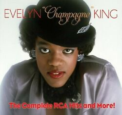 The Complete Rca Hits And More By Evelyn Champagne King Cd, New