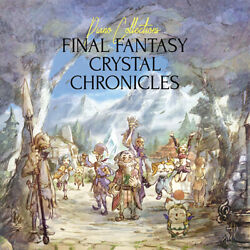 Pre-order Square Enix Piano Collections Final Fantasy Crystal Chronicles New