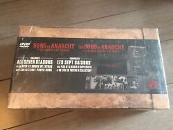 Sons Of Anarchy The Complete Series Dvd All Seven Seasons 2015