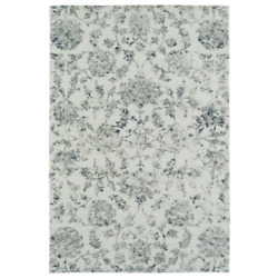 Cozy Toes Ivory 5 Ft. X 7 Ft. Area Rug