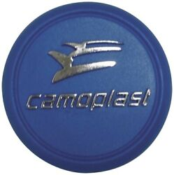 Camoplast 1017-00-7081 Replacement Hub Cap Assembly For Tatou 4s System Blue