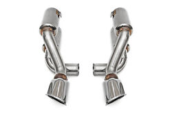 Fabspeed Porsche 993 Turbo Supercup Exhaust Polished Tips