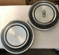 1966 1967 1968 1969 1970 1971 1972 Oldsmobile 14 Inch Hubcaps Wheel Covers
