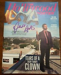 Judd Apatow Autograph Signed Hollywood Reporter Magazine Photo Knocked Up