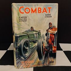 Hand Signed Francis Fhb Samuelson Combat Motor Racing History 1933 Le Mans Mg
