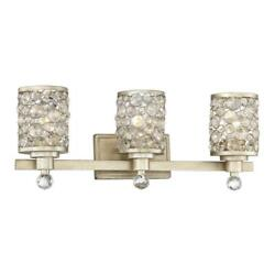 Savoy House Guilford 24 3-light Contemporary Metal Bath Bar In Brass