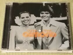 Donnie And Marie Osmond Collection 17 Track Cd Free Shipping