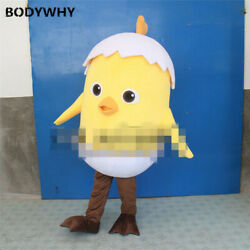 Chick High-quality Handmade Mascot Costume Suits Cosplay Party Game Outfit Adv