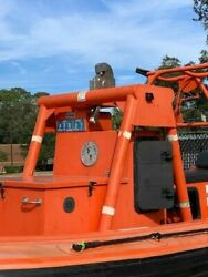 Rescue Boat Offload Hook And Frame