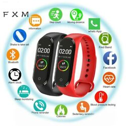 Hot New Smart Sports Blood Pressure Heart Rate Monitor With Watch Men And