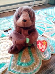 Rare Seaweed Beanie Baby Limited Edition