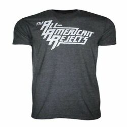The All American Rejects Vintage Logo T-shirt Officially Licensed Band Tee M-2xl