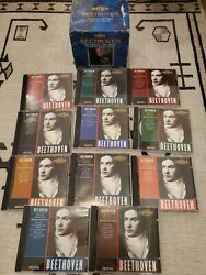 The Complete Beethoven - Bernard Roberts Piano 11 Cd Box Limited Edition Set