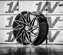 Alloy Wheels 18 Zx10 For Audi A4 A6 A8 Tt Rs Coupe Roadster Q2 Q3 Q5 5x112 Bp
