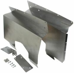 Tci Total Cost Involved 1962 To 1965 Chevy Ii Nova Inner Fender Panels Steel