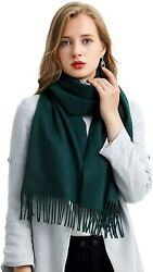 Cashmere Scarf 100 Pure Cashmere Quality Finishing Gorgeous And Natural Long