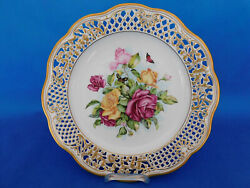 Herend Speciality Pattern Wall Plate Porcelain Sp