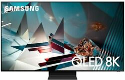 New Samsung 65and039 Class Q800t Series Qled Tv Qn65q800taf Local Pickup Only 95376