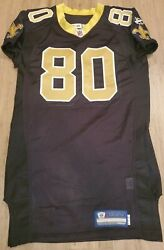 2010rookie Season Home Jimmy Graham New Orleans Saints Game Issue Reebok Jersey