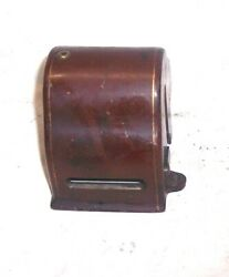 Edison Phonograph Amberola 1-a And Others Original Gear Cover