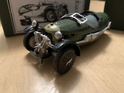 Rare Trevor Wright Tw Models Morgan Supersports 1933-39 White Metal Boxed 1/43