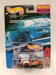 1999 Hot Wheels Racing Hot Rod Series T Bucket #21 Citgo deluxe limited new $4.05