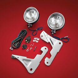 Show Chrome Accessories Chrome 3 1/2 In. Driving Light Kit - 91-312