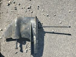 Suzuki Df70 70hp Outboard Lower Unit With 20 Shaft
