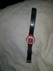 Vintage Andy Warhol Style Coca Cola Swatch Watch