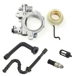 Chainsaw Parts Oil Pump Fuel Line Filter For Stihl 029 Ms310 Ms390 1127 640 3204