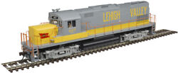 Ho Scale Atlas Master Gold 10 002 968 Lehigh Valley C420 Ph I 407 Dcc And Sound