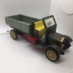 Vintage Tin Toy Cars And Trucks