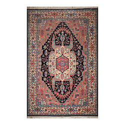 11and03911 X 17and0398 Rare Romanian Hand Knotted Wool Seraapi 200 Kpsi Area Rug 12x18