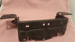 1961-62 Cadillac Front Bumper Support /license Plate Bracket