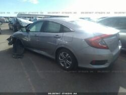 Engine 2.0l Naturally Aspirated Vin 4 6th Digit Fits 16-19 Civic 602129