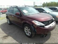 Passenger Right Front Door Conventional Ignition Fits 07 Murano 740863