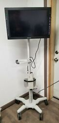 Sony Lmd2451mt/3g4 24-inch Full Hd 3d Lcd Medical Monitor W/ Stand And Ac-110md