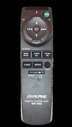 Alpine Rue-4160 Replacement Remote Control Lifetime Warranty And Free Shipping