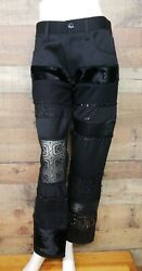 Junya Watanabe Made In Japan Womenand039s Ultra Rare Pants Size M New Msrp-1140