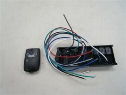 Key Captain Kc 5302 Control Panel With 3 Button Remote Marine Boat