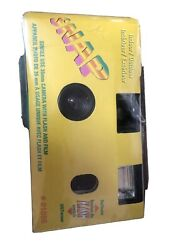 Vintage Snap 400 27 Film Pictures Disposable Camera -a9 Expired 10-2015