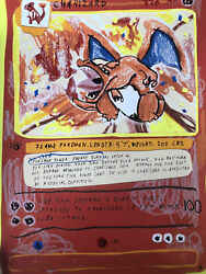 David Heo 1999 Charizard Pokémon Print Complexland Popink Sold Out Le 40 New