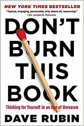 Donand039t Burn This Book Haardcover By Dave Rubin Political Conservatism And Liberal
