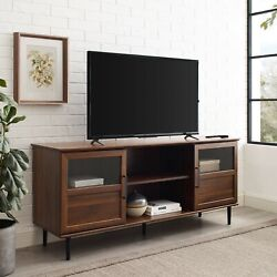 Tv Console Table Entertainment Center Tv Cabinet Stand For 65 Tvs Media Console