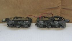 Lionel 2333 New York Central F3,front And Rear Power Trucks,