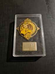 Very Rare New York Pokemon Centre Grand Opening Pin Limited Edition Only 3000