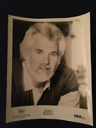 1984 Kenny Rogers What About Me Rca Records Music Press Kit In Folder