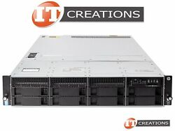 Hpe Hp Dl80 G9 Gen9 Server Two E5-2630lv3 1.8ghz 128gb No Hdd